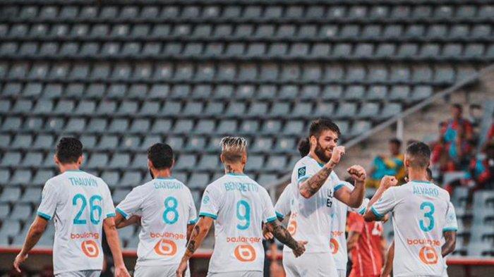 LINK Live Score Hasil Brest vs Marseille, Liga Perancis, Pantau di HP, Gratis!