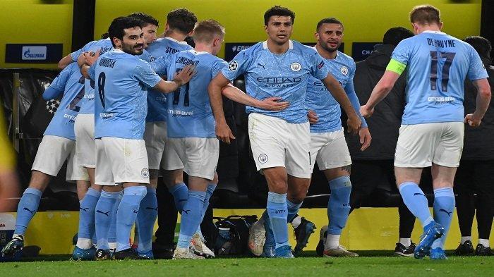 Catatan Impresif Man City, Satu-Satunya Tim Tak Terkalahkan di Liga Champions Musim Ini