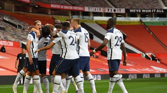 LINK Live Streaming Liverpool vs Tottenham Liga Inggris