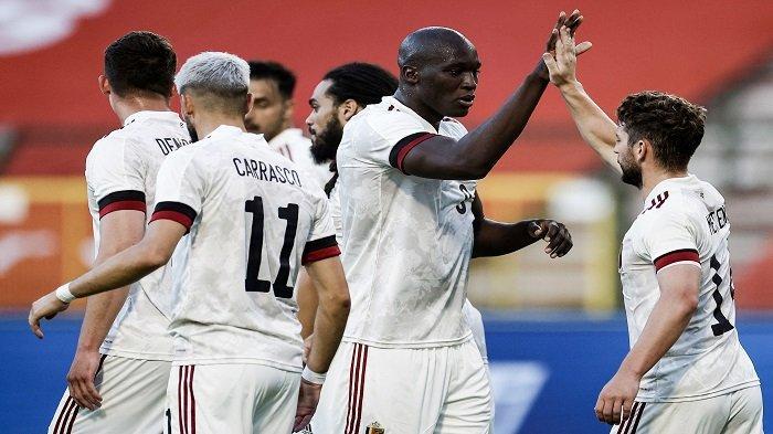 EURO 2020: 5 Hari Jelang Kick-off, Timnas Belgia Dapat Dua Kabar Gembira