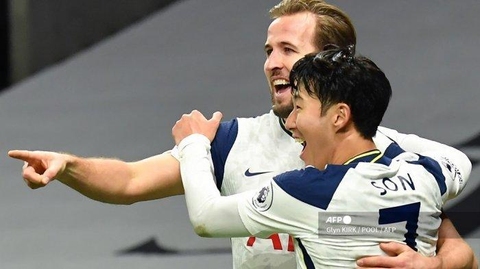 LIVE Streaming & Susunan Pemain Liverpool vs Tottenham, Kane-Son Andalan, The Reds Tanpa Joel Matip