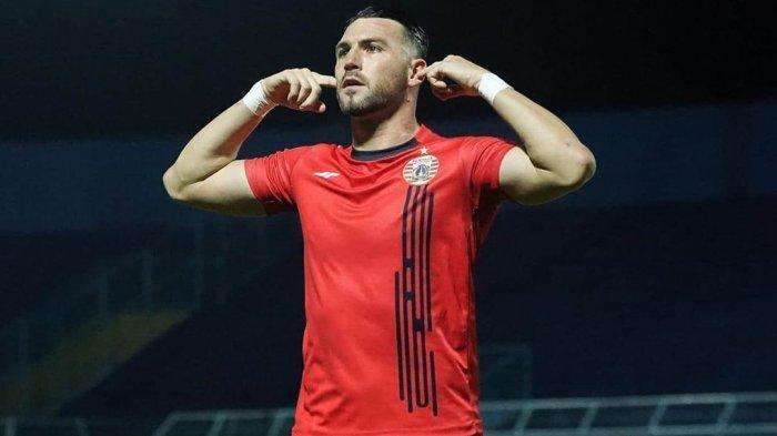 Duet Moncer Bomber Persija Marko Simic dan Striker Persib Wander Luiz Hampir Tercipta di Klub Ini