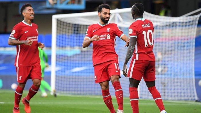 Liverpool Hadapi Laga 'Final' Krusial Lawan Crystal Palace, Wajib Menang Demi Lolos Liga Champions