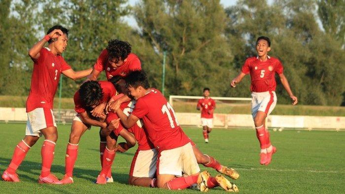 Sempat Tertinggal 3 Gol, Shin Tae-yong Puji Kerja Keras Timnas Indonesia U19 Paksa Imbang Arab Saudi