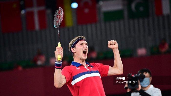 Final Tunggal Putra Bulutangkis Olimpiade 2021, Buah Kesabaran Axelsen Medali Emas?