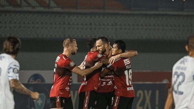 Ditantang Borneo FC, Bali United Siap Kerja Keras Pertahankan Rekor Tak Terkalahkan