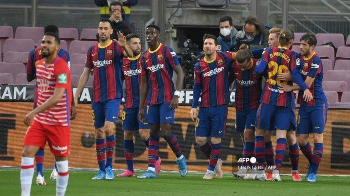 LIVE STREAMING beIN Sports, Barcelona vs Atletico Madrid Liga Spanyol: Duel Tim Pemburu Gelar LaLiga