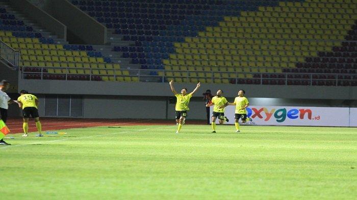 Djanur Beberkan Resep Sukses Barito Putera Tumbangkan Arema FC