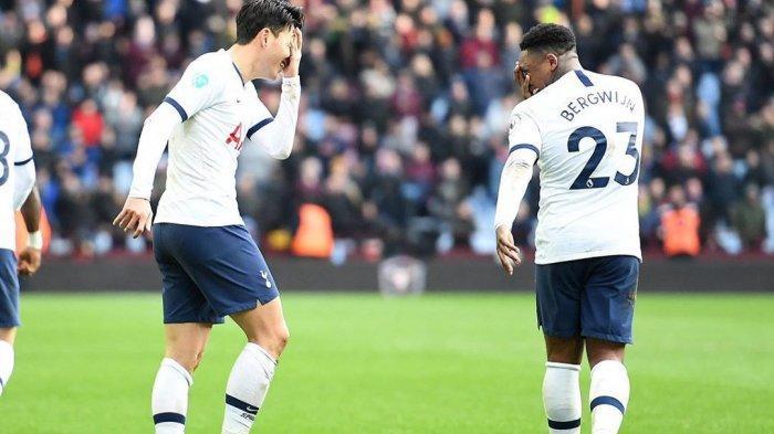 Prediksi Line-up Tottenham Hotspur vs RB Leipzig, Son Cedera Panjang, Mourinho Andalkan Bergwijn