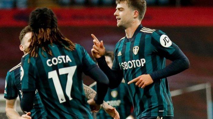 Hasil Liga Inggris Tadi Malam: Hattrick Striker Leeds United Putus Tren Kemenangan Aston Villa