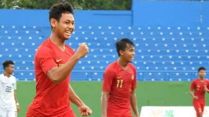 Live Streaming TV Online Timnas U-18 Indonesia vs Brunei Darussalam, Piala AFF U-18, Tonton di Sini!