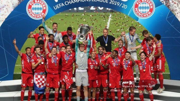 Jadwal Liga Champions Matchday 1 Fase Grup: Malam Ini Hasil Drawing Keluar, Live Streaming UEFA