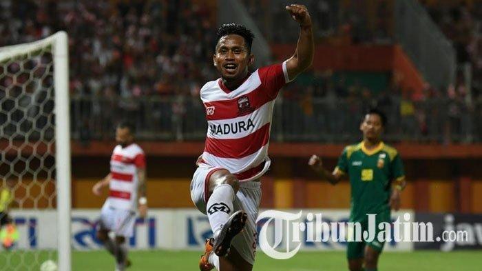Bhayangkara FC Mundur, Belum Ada Klub yang Sepakat dengan Andik Vermansah, Pulang ke Persebaya?