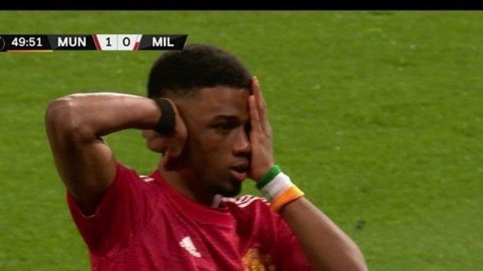 Bikin Gol ke Gawang AC Milan, Selebrasi Wonderkid Man United Tiru Duo Liverpool?