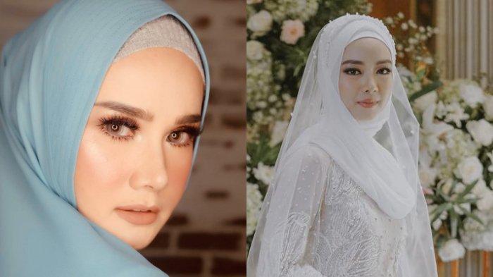 Kaleidoskop 2018: Selebriti Ini Mulai Kenakan Hijab, dari Mulan Jameela hingga Lindswell Kwok