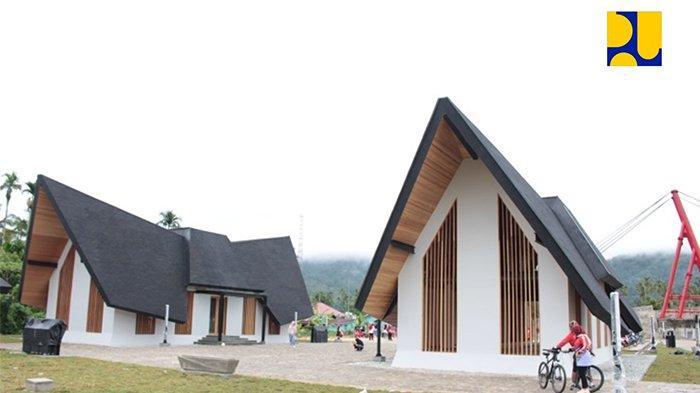 Selesai Direvitalisasi Kementerian PUPR, Kawasan Saribu Rumah Gadang Siap Terima Wisatawan