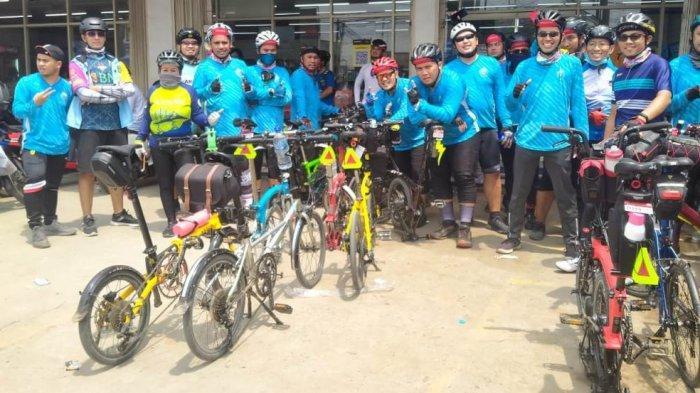 Selier Banjir Kanal Timur Inginkan Bersepeda Menjadi Kesenangan