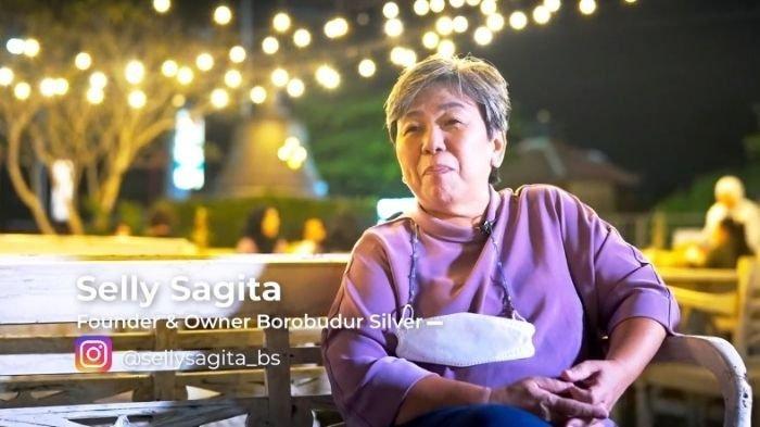 Selly Sagita Petualangan BRIlian