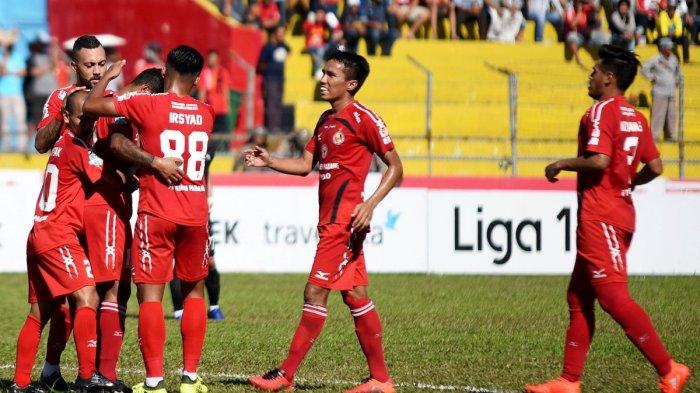 Hasil Semen Padang vs PSIS, Kabau Sirah Raih Kemenangan Perdana di Liga 1 2019