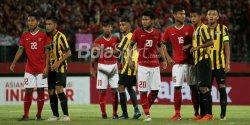Pelatih Malaysia Akui Timnya Main Bertahan Total