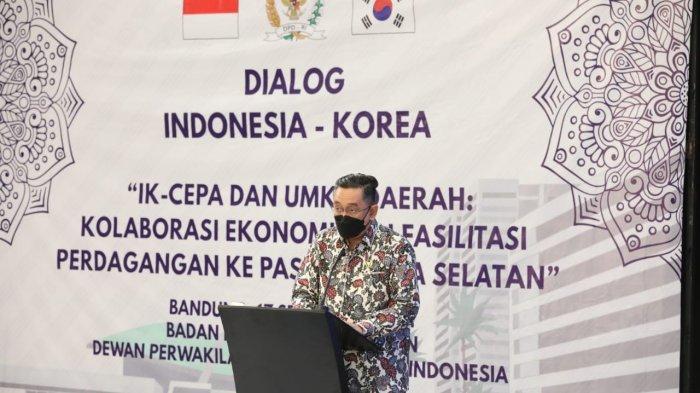 BKSP DPD RI: IK-CEPA Wadah UMKM Menuju Pasar Global