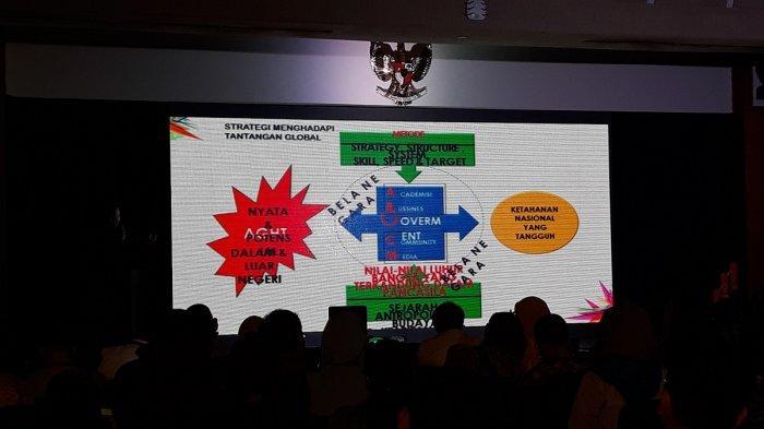 Indonesia Harus Kuasai Kedaulatan Data untuk Hadapi Era 4.0
