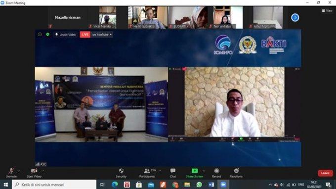 Merajut Nusantara, Pemanfaatan Internet untuk Digitalisasi Ekonomi Kreatif