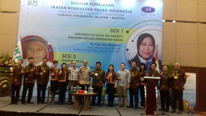 Lewat Seminar ini, Konsultan Pajak Diajak Memahami Arah Kebijakan Pajak Pasca Tax Amnesty