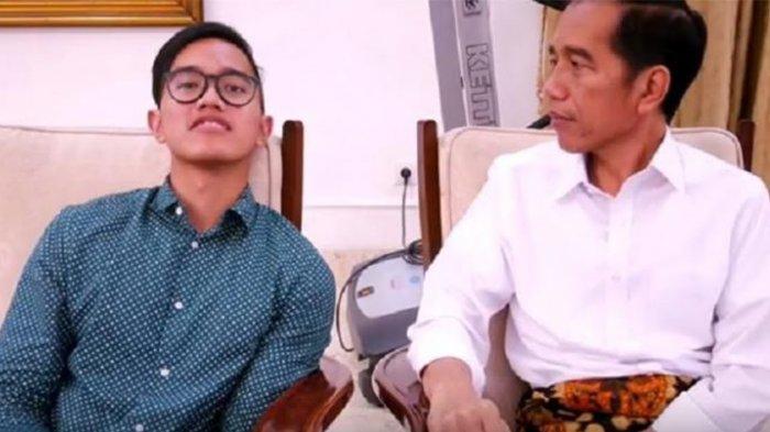 Sempat akan Bocorkan Nama Cawapres, Kaesang Pangarep Ditegur Jokowi