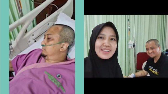 Sempat dilarikan ke rumah sakit hingga mendapat transfusi darah, begini kondisi terkini Ustaz Yusuf Mansur.