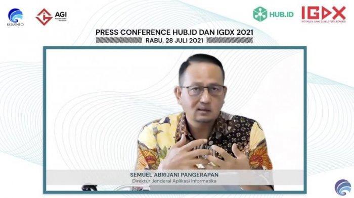Dorong Industri Game Lokal Mendunia, Kominfo Gandeng AGI Gelar IDGX 2021