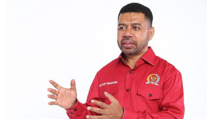 Senator Filep: Papua Butuh Kebijakan Rekrutmen Tenaga Kerja