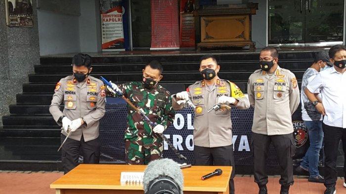 Dugaan Kepemilikan Dua Senjata Api oleh Anggota FPI, KontraS: Harus Diungkap