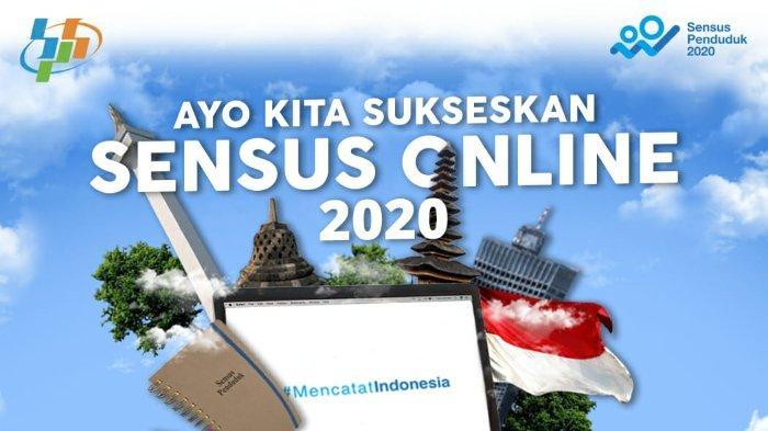 Jangan Lupa Akses sensus.bps.go.id Sebelum 31 Maret 2020, Berikut Cara Pengisian Sensus Penduduk