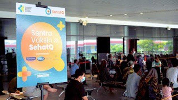 PPKM Level 3, Pemkab Tangerang Teruskan Vaksinasi Covid-19 Gandeng Start-up Health Tech