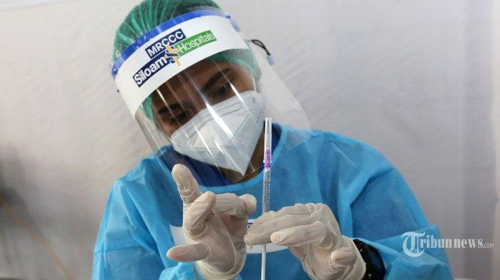 Kemenkes: Vaksin Sinovac, AstraZeneca, Pfizer, dan Novavax Tidak Boleh untuk Vaksinasi Gotong Royong