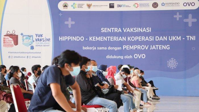 KemenKopUKM Gencarkan Vaksinasi Pelaku UMKM ke Berbagai Daerah