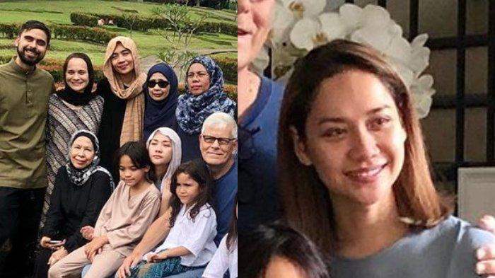Senyum BCL di Foto Keluarga Pertama tanpa Ashraf Sinclair, Matanya Masih Terlihat Sembab