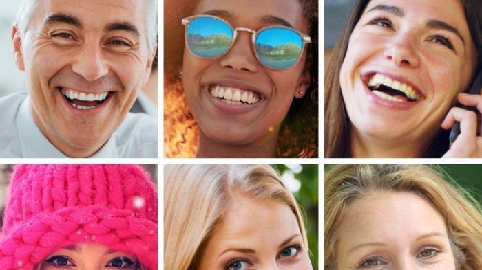 Tes Kepribadian: Manakah yang Punya Senyum Palsu? Pilihanmu akan Ungkap Sifat Penting dalam Dirimu
