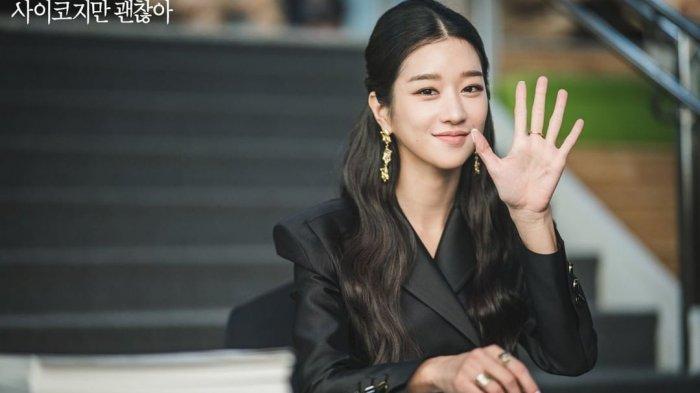 Seo Ye Ji berperan sebagai Ko Mun-yeong