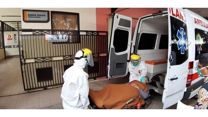 Ilustrssi: Seorang dalam pemantauan (ODP) virus corona asal Kabupaten Pangandaran, Jawa Barat, dikabarkan ditolak di 5 rumah sakit saat membutuhkan perawatan.