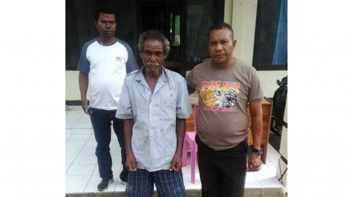 Seorang Kakek di NTT Tikam Ponakan Sendiri hingga Sekarat, Korban Ditusuk Dua Kali di Bagian Dada