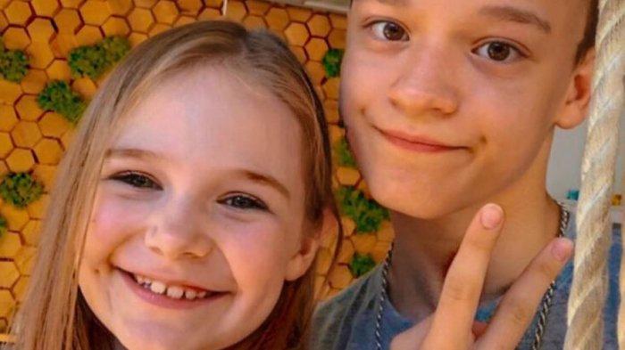 Tuai Kontroversi, Model Cilik 8 Tahun di Ukraina Nikah dengan Remaja 13 Tahun, Orang Tua Merestui