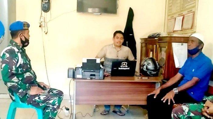 PNS Cubit Pipi Istri Tentara hingga Dua Kali, Keponakan TNI yang Menyaksikan sampai Bersumpah