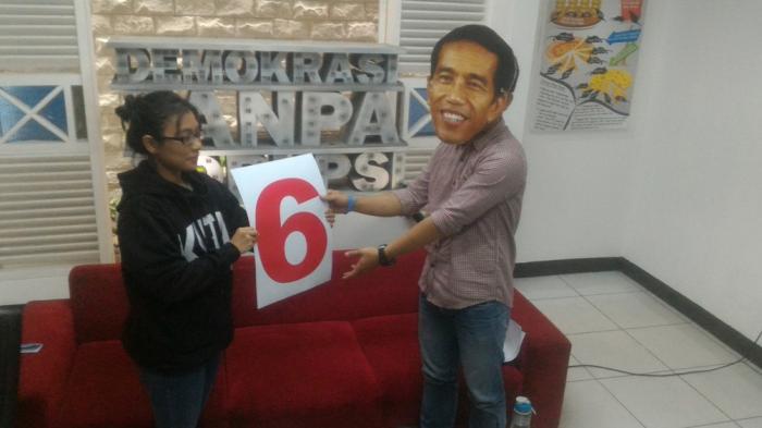 Dua Tahun Jadi Presiden, ICW Beri Nilai 6 untuk Jokowi