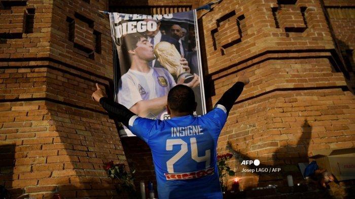 Investigasi Kematian Megabintang Sepak Bola Argentina: Jaksa Dengarkan Pernyataan Perawat Maradona