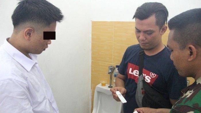 Seorang Peserta Tes CPNS Kemenkumham Ketahuan Bawa Sabu dan Bong, Begini Nasibnya Kini