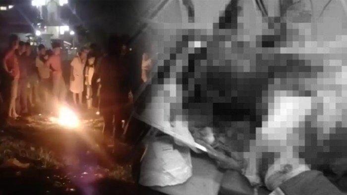 Sempat Dibuat Tak Sadar, Sudirman Dibakar Hidup-hidup, Berawal Ajak Istri Pelaku Konsumsi Narkoba