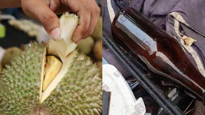 Seorang pria tewas setelah konsumsi durian dan minuman beralkohol secara bersamaan