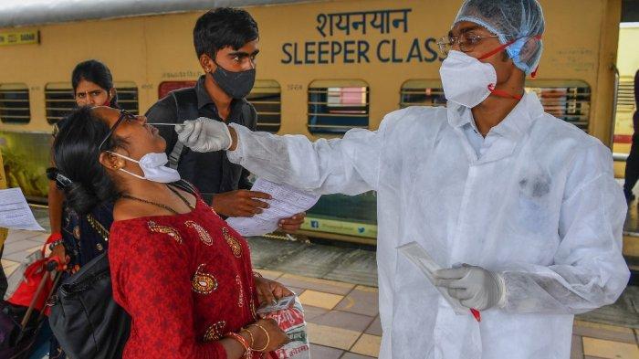 2 Kasus Delta Plus Ditemukan di Mumbai India, Salah Satunya Menginfeksi Orang yang Divaksin Penuh